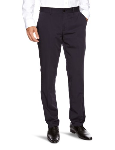 Selected Homme Ramon F Slim Men's Trousers Black Small