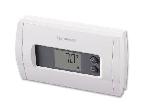 Honeywell Rth110B Horizontal Digital Manual Thermostat