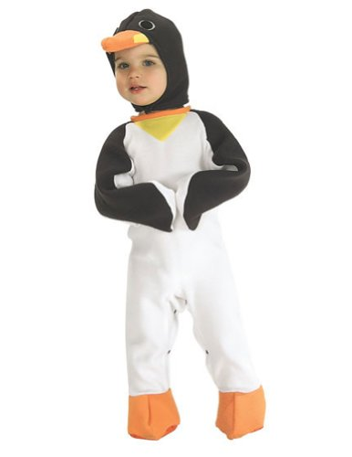 Halloween Costumes Item - Penguin Newborn Baby Costume