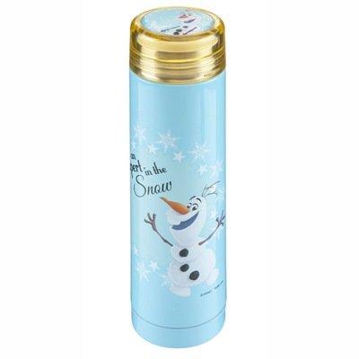 アナと雪の女王 スリムパーソナルボトル 300 水筒 (氷止め付)オラフ