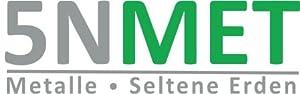 50g Gallium (Ga) von 5NMET * 99,99% mit Analysezertifikat * Geldanlage, Labor, Unterricht