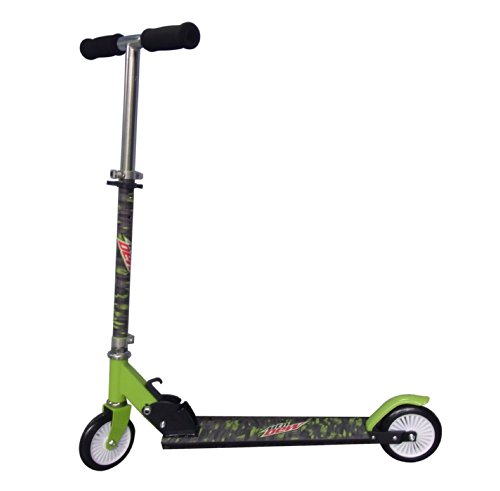 Mountain Dew Scooter