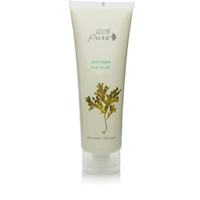100% Pure Sea Algae Hair Mask