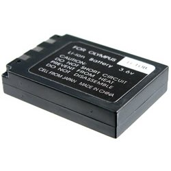 eForCity Replacement Battery for Olympus Li-10B