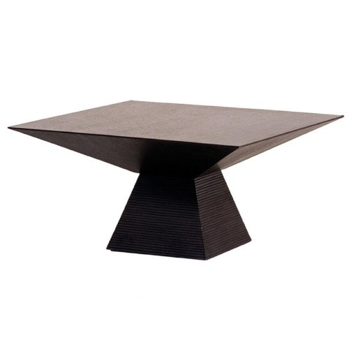 DM-L0809B Contemporary Low Profile Square End Table (DM-L0809B)