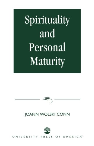 Spirituality and Personal Maturity