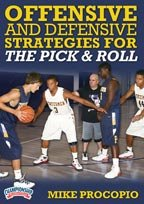 Mike Procopio: Offensive and Defensive Strategies for the Pick & Roll (DVD)