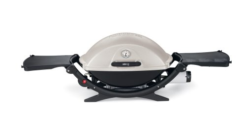 Purchase Weber 566002 Q 220 Portable 280-Square-Inch 12000-BTU Liquid-Propane Gas Grill
