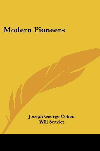 Modern Pioneers