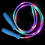 Fun Central AU063 LED Light Up Jump Rope