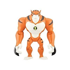 "Ben 10 Ultimimized Alien Rath 10cm 4"" figure"