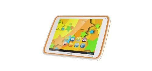 informatique tablettes tactiles  tablette tactile archos childpad blanc
