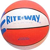 Anaconda Sports® The Rock® MG-4300LR-RW Rite Way Instructional Two Color Women's Basketball