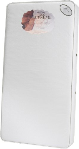 Kids Basics Baby Supreme Crib Mattress - 1