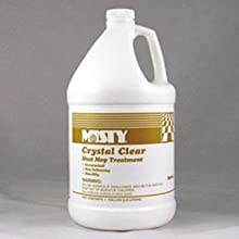 Misty AMR R811-4 1 Gallon Crystal Clear Dust Mop Treatment (Case of 4)