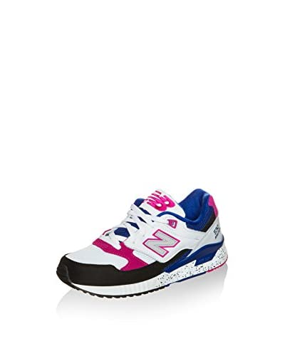New Balance Sneaker W530 weiß/blau/rosa