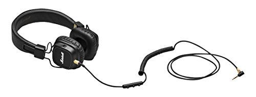 Marshall Major II On-Ear Headphones, Black (4090985) (Marshall Major Ii compare prices)