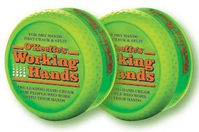 O' Keeffes Working Hands 3.4oz Jar (2 Pack)