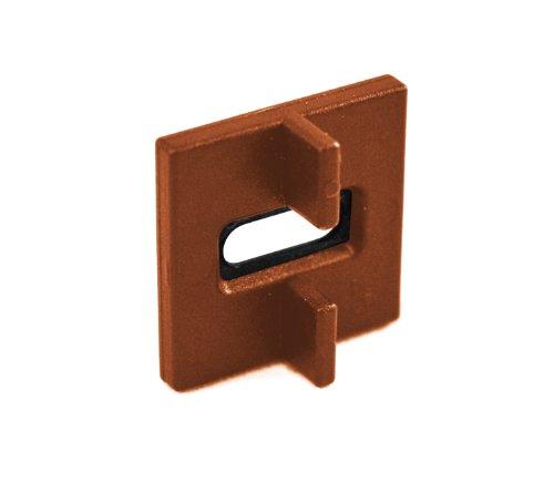 Ipe Clip ICEX-SBR   Extreme Short Brown Hidden Deck Fasteners 175-Piece kit