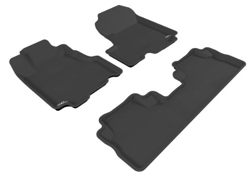 1010073 PantsSaver Custom Fit Car Mat 4PC Tan