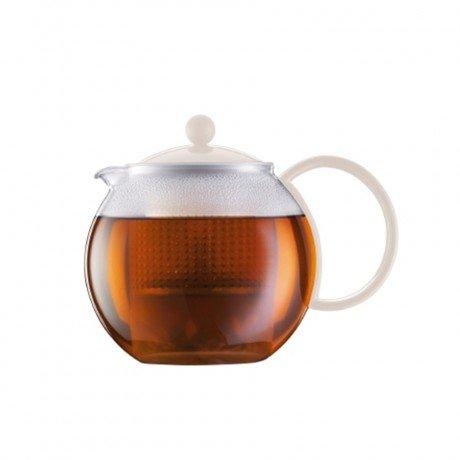 Bodum® Assam Tea Press 34Oz Off White