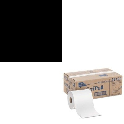 KITFPIEBC72FMANGEP28124 - Value Kit - Georgia Pacific Center-Pull Perforated Paper Towels (GEP28124) and Fresh Products Eco Fresh Bowl Clip (FPIEBC72FMAN)