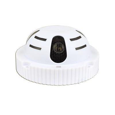 Mini Gadgets CCTV-Smoke Detector Spy Camera promo code 2015