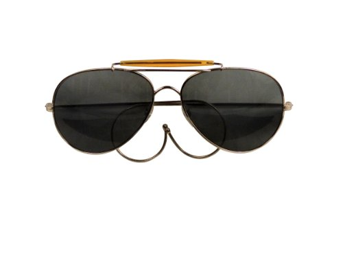 Smoke Lenses Us Air Force Style Aviator Sunglasses