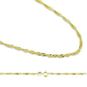 solid 14k yellow gold
