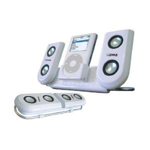 Pyle-Home PIP10 Portable Speaker System for iPod and Other MP3 Player