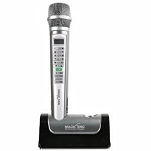 Magic Sing ET15K Portable Digital Karaoke with 1,945 Built-in Songs
