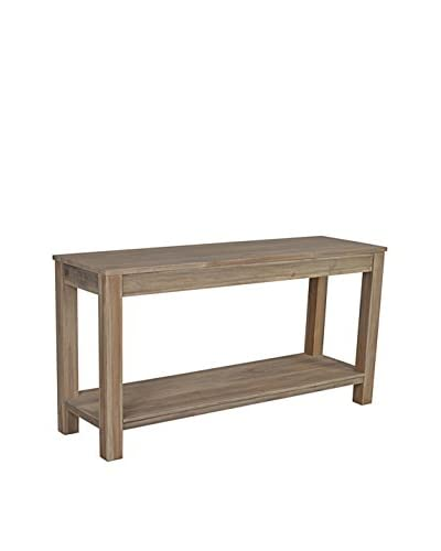 Jeffan Dayton Console Table, Natural
