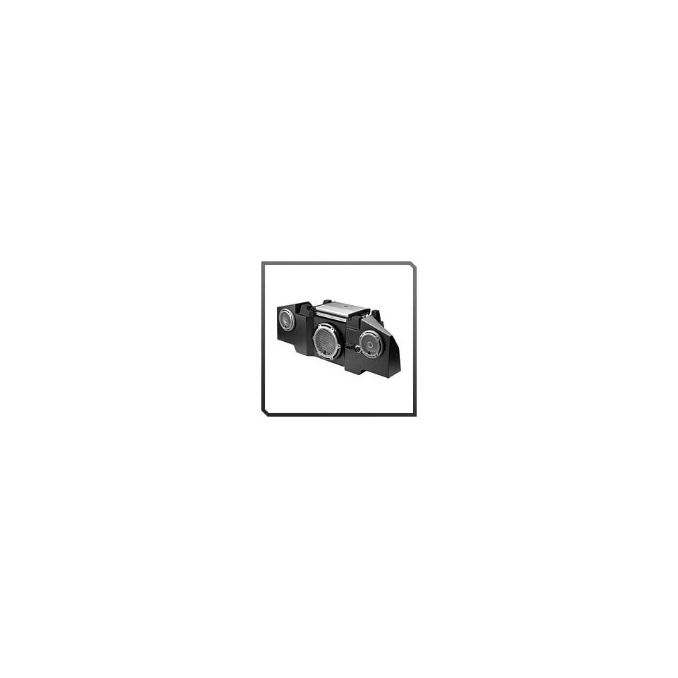 Polaris RZR   Jl Audio Ranger Rzr Slampack   Ipod Kit