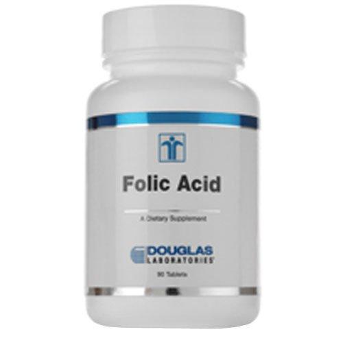 Douglas Labs - Folic Acid 400Mcg 90T [Misc.] [Health And Beauty]