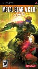 Metal Gear Acid 2 - PlayStation Portable