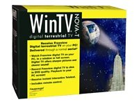 Hauppauge WinTV Nova-T Digital TV Tuner PCI