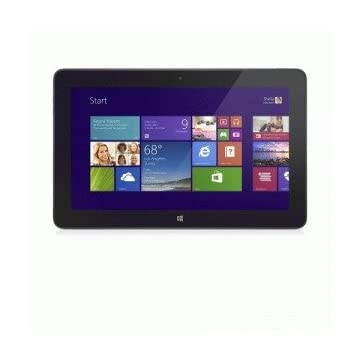 Dell Venue 11 Pro 64GB 10.8 Tablet with Windows 8.1 (Pro11-2500BLK)
