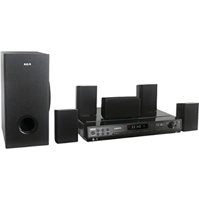 Click for RCA RT2911 1000-Watt Home Theater System