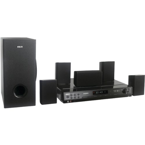 Rca Rt2911 1000-Watt Hdmi(R) Home Theater System