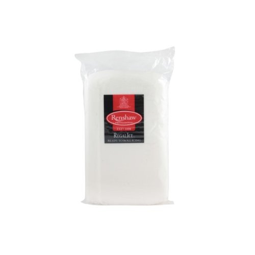 Renshaw's Regalice© Professional Ready to Roll Icing 500g Halloween Ghost White