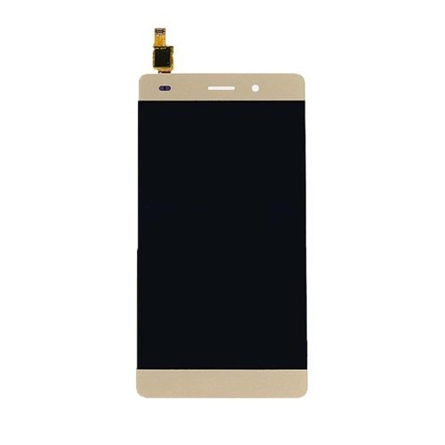 Click to buy Wblue LCD Screen + Touch Screen Digitizer Assembly Replacement for Huawei P8 Lite (Gold) - From only $8.99