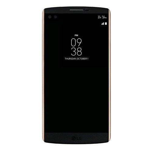 (SIMフリー) LG V10 H961N Dual SIM 4G 64GB Leather Black [並行輸入品]