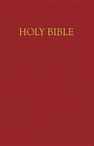 New Revised Standard Version Children's Bible- NRSV Deluxe Gift Edition