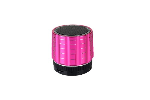 Coluub Bluetooth Speaker For Mobile Phone With Bluetooth And Other Bluetooth-Enabled Devices Color Pink