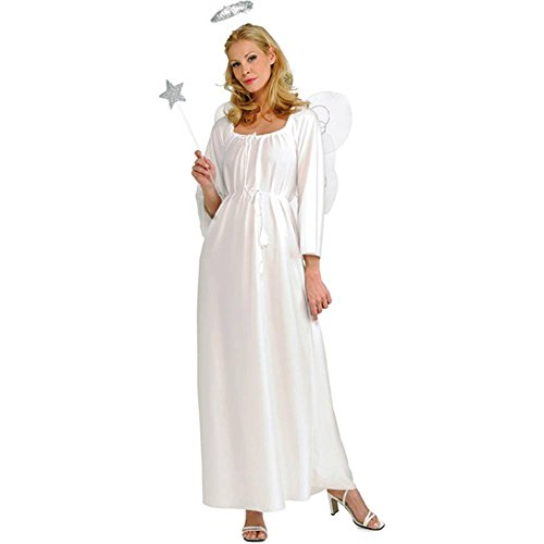 Rubie's Costume Angel Costume, White, One Size