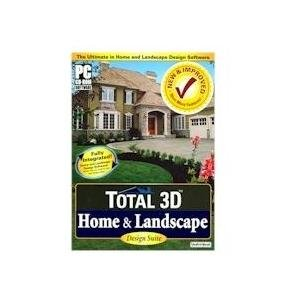 TOTAL 3D HOME & LANDSCAPE SUITE - VER 7