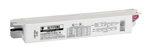 Keystone Kteb-114-1-Tp-Fc 1 Lite F13/14T5 Undercabinet Electronic Ballast