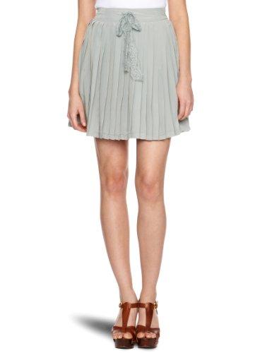 Darling Joanne Pleated Women's Skirt Ash Grey