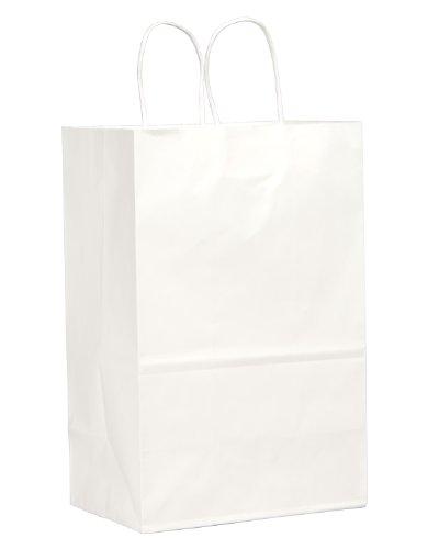 duro-trim-kary-medium-shopping-bag-white-paper-13-1-2x5-3-4x9-250-ct-id-85927