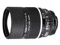 Nikon AF FX DC-NIKKOR 135mm f/2D Fixed Zoom Lens with Auto Focus for Nikon DSLR Cameras